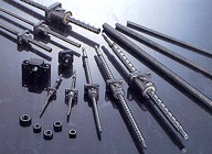 Ball Screws (Rolled & Grounded Precision)